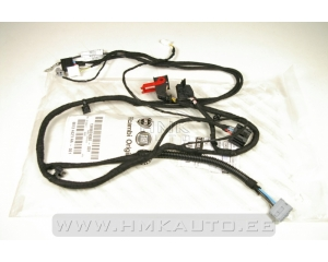Blower motor wiring Jumper/Boxer/Ducato 2006- (with automatic AC)
