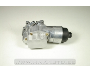 Oil filter housing Citroen/Peugeot DV6ATED4