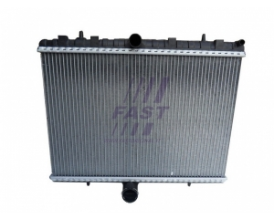 Radiator, engine cooling Jumpy/Expert/Scudo 2007-