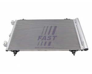 Air conditioner condenser Jumpy/Expert/Scudo 2007-