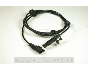 ABS wheel speed sensor front axle Peugeot 407