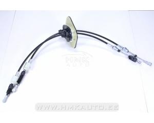 Комплект тросов КПП Jumper/Boxer/Ducato 02-06