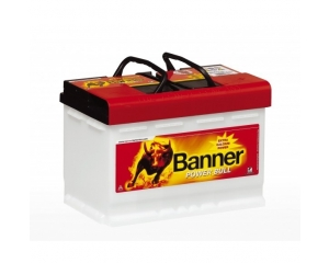 Banner battery Power Bull PRO 77Ah 680A