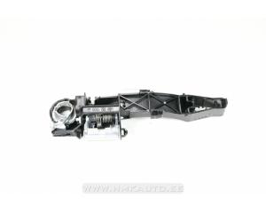 Механизм ручки двери передняя левая Renault Master 2010-