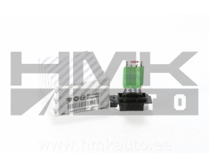 Blower motor resistor Boxer/Jumper/Ducato 2006-