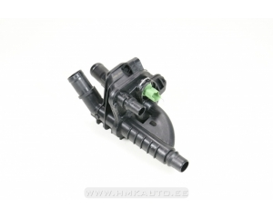 Thermostat with housing Citroen/Peugeot 1,6HDI
