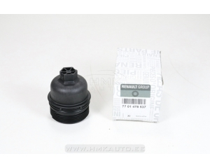 Oil filter cap OEM Renault 2,0-2,3DCI