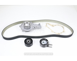 Timing belt kit + water pump Peugeot/Citroen 1,6HDI DV6TED4