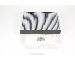 Cabin air activated carbon filter Renault Scenic III/Trafic III