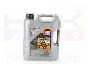 TOP TEC 4200 5W-30 LONGLIFE III õli 5L