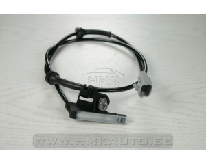 ABS wheel speed sensor rear Peugeot 307