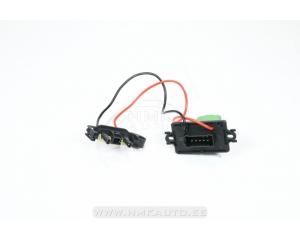 Interior blower resistor Renault Megane II