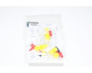 Injector plug/cap set Renault 1,5DCi K9K