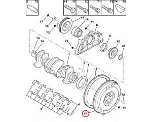 Hooratas Citroen/Peugeot 1.9D