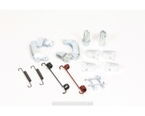 Brake shoe accessory kit Jumper/Boxer/Ducato 2006-