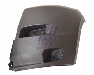 Front bumper left side Jumper/Boxer/Ducato 2006-
