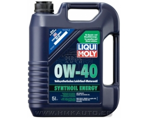 fully synthetic engine oil Synthoil Energy 0W-40 5L