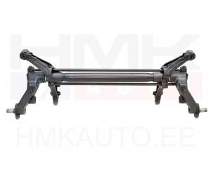 Restored rear axle Citroen Berlingo/Peugeot Partner 20,5mm