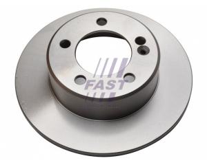 Brake disc rear Renault Master/Opel Movano 2,3DCI 2010-