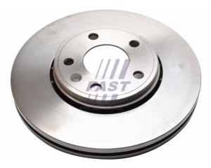 Тормозной диск передний Trafic/Vivaro/Primastar 2001-