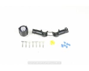 Фишка заднего фонаря (рамный автомобиль) Jumper/Boxer/Ducato 94-14