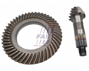 Differential shaft + gear Iveco Daily 9/47 teeth