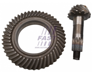 Differential shaft + gear Iveco Daily 13/47 teeth