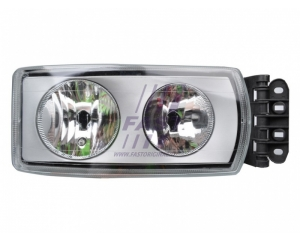 Headlight left H7/H7 Iveco EuroCargo