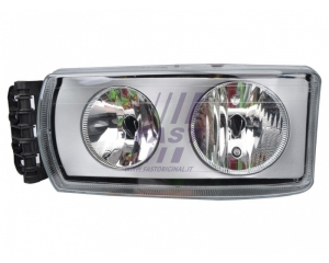 Headlight right H7/H7 Iveco EuroCargo