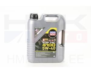 TOP TEC 4100 5W-40 hüdrokrakk õli 5L