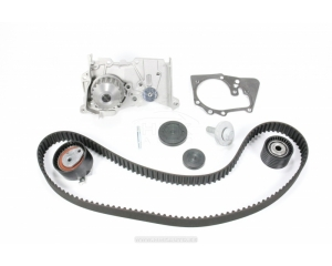 Timing belt kit with water pump Renault 1,4/1,6i 16V