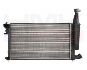 Охлодительный радиатор  Partner/Berlingo