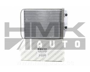 Салонный радиатор Jumper/Boxer/Ducato 06-