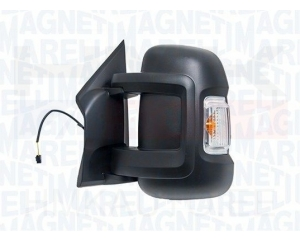 Rear view mirror left electric Jumper/Boxer/Ducato 06-