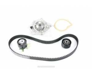 Timing belt kit + water pump OEM Peugeot/Citroen 2,0HDI