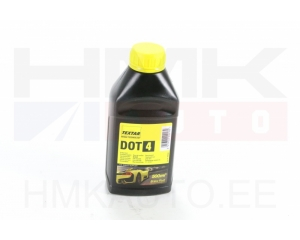 Pidurivedelik Textar DOT4 500ml