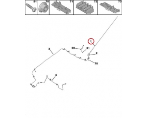 Antenni vars Peugeot/Citroen