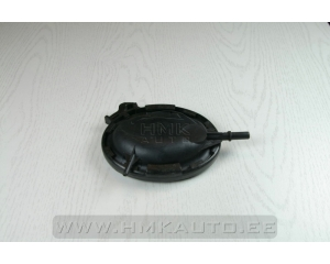 Fuel filter top housing and clamp Citroen/Peugeot 1,9D