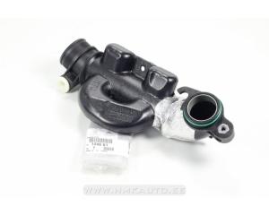 Turbo hose Citroen/Peugeot 1,6HDI