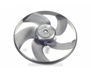 Fan, radiator Citroen Berlingo, Peugeot 206/Partner without air conditioner
