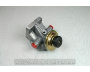 Fuel filter housing with pump Citroen/Peugeot