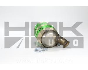 FAP filter Citroen/Peugeot 1,6HDi DV6C