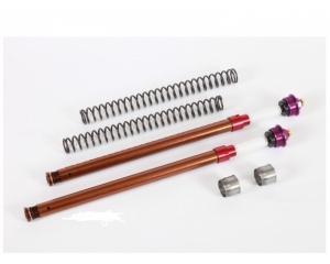 BUD fork kit SX65/TC65 comp/rebound adjustable