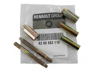 Pihusti kinnituspoldi kmpl. Renault 2,2-2,5DCI