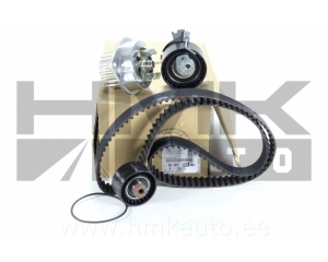 Timing belt kit + Water pump OEM Peugeot/Citroen  1.6-16v  00-