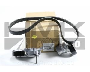 Alternator belt kit Citroen/Peugeot 1,6HDi 2009-