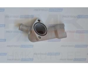 Coolant flange Citroen Peugeot 2,0HDI (metal)