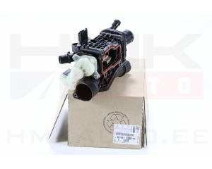 Thermostat with housing Citroen/Peugeot 2,0HDI EURO6