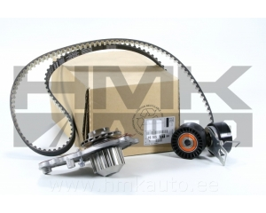 Hammasrihma kompl. + veepump Citroen C3 , C4 Peugeot 208 1.6HDI