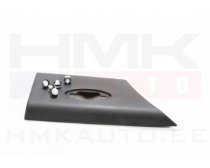 Rear wing protector with side light hole left Renault Master 2,3DCI 2010- (L3)